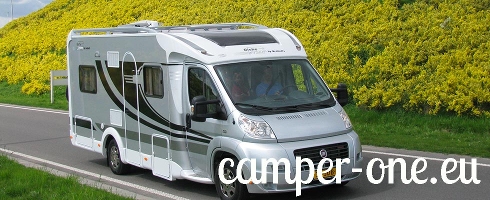 Location de camping car